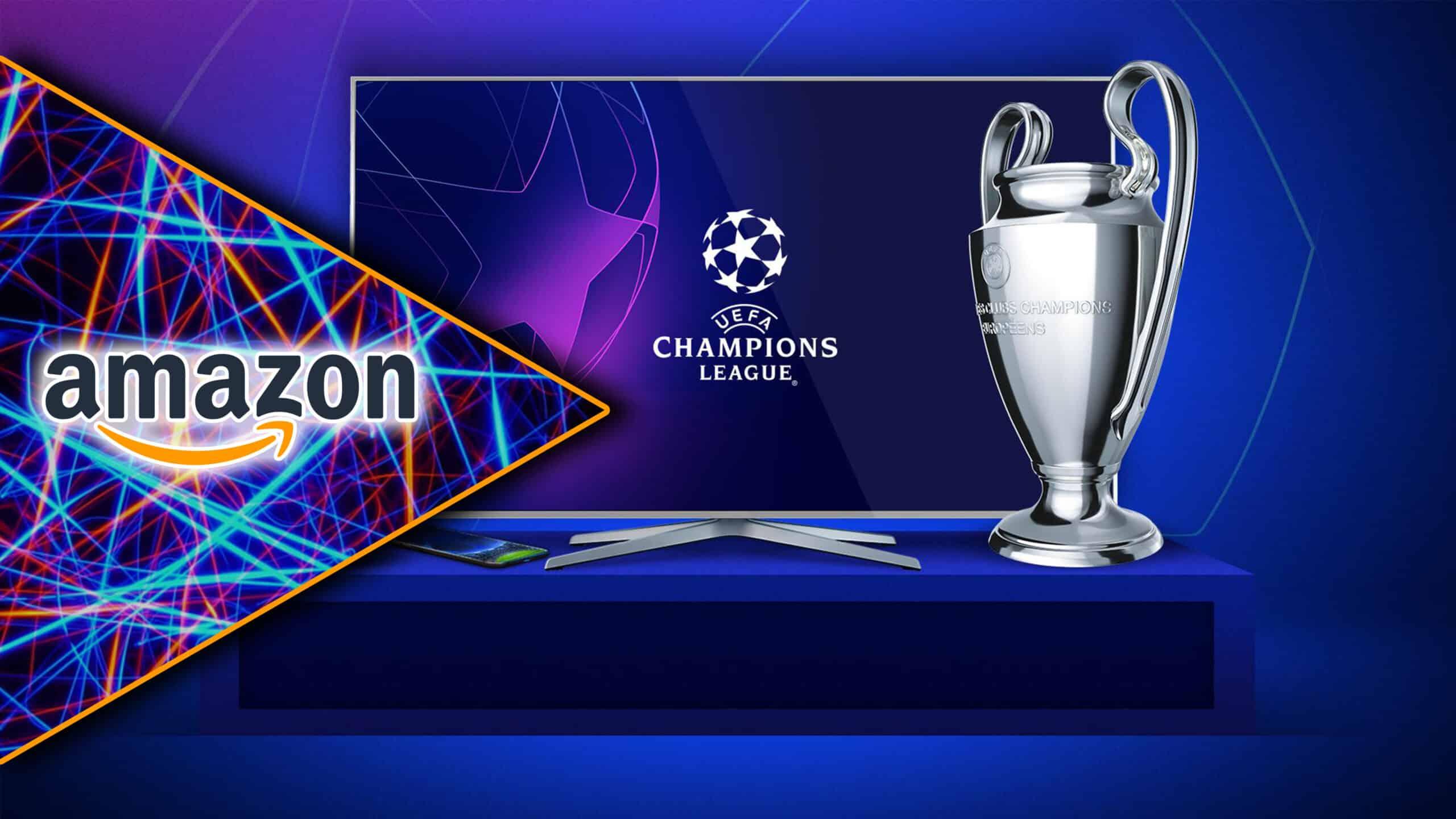 champions league su amazon prime